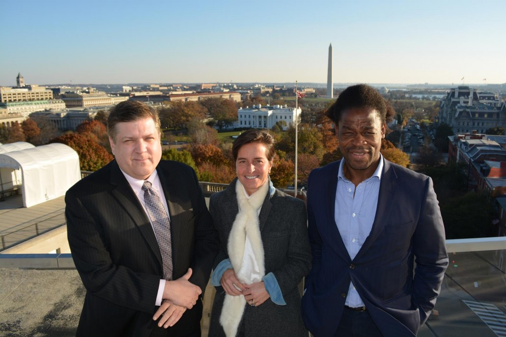USA : a big thank to Baker McKenzie, Washington DC – Serge Betsen