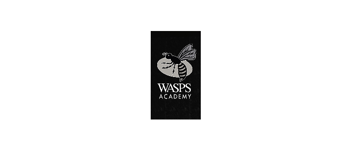 WASPS academy logo