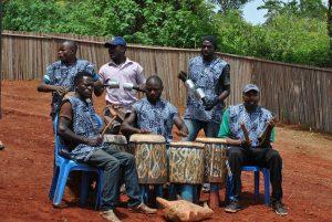 Les musiciens du Benskin