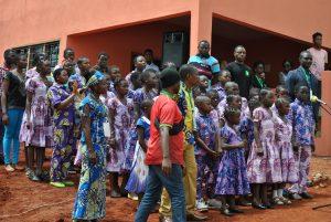 Le chant des enfants