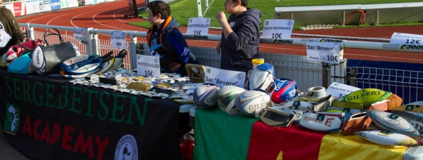 Recycling Rugby Sale for SBA