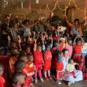 Annonce des travaux de l'école maternelle de Netah