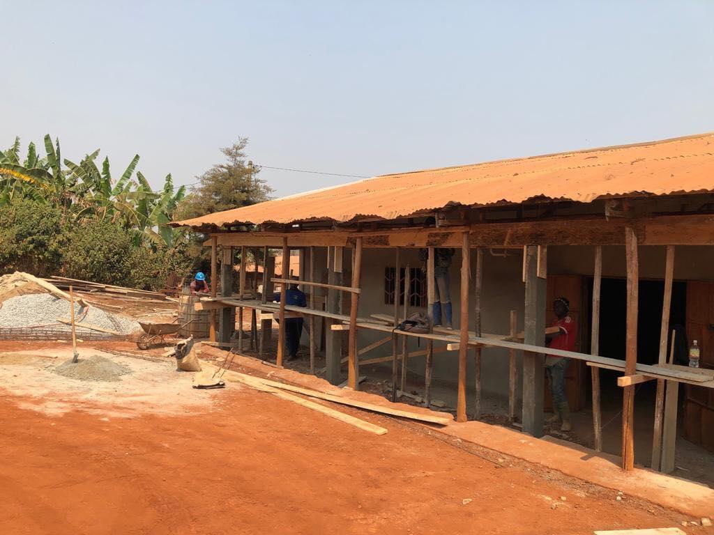 Netah travaux en cours en février 2019