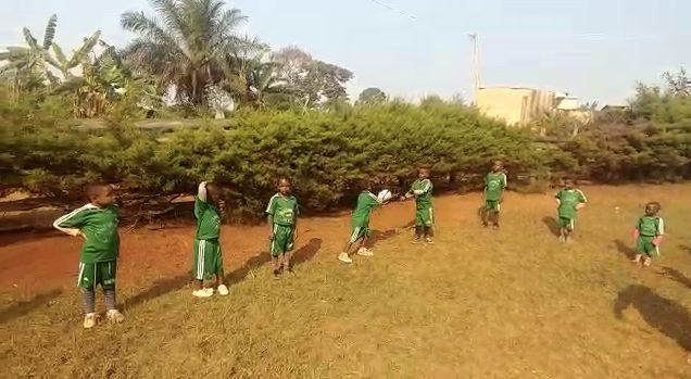 Netah - initiation rugby