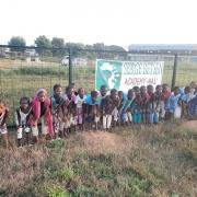 Girls of our SBA Mali tutoring programme