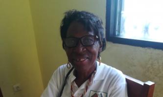 The new nurse of the Zoétélé centre