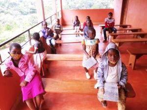 Cours de soutien scolaire au centre Eau Claire