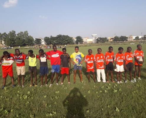 Rugby Matches SBA Mali
