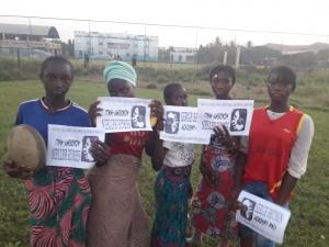 Enfants de la SBA Mali