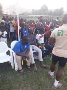Nos invités cérémonie ouverture SBA Mali