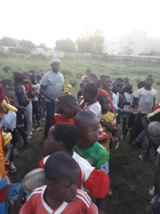 Cérémonie ouverture SBA Mali