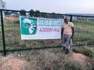 SBA Mali banner