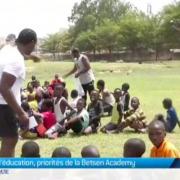 JT TV5 Monde sur la SBA Mali