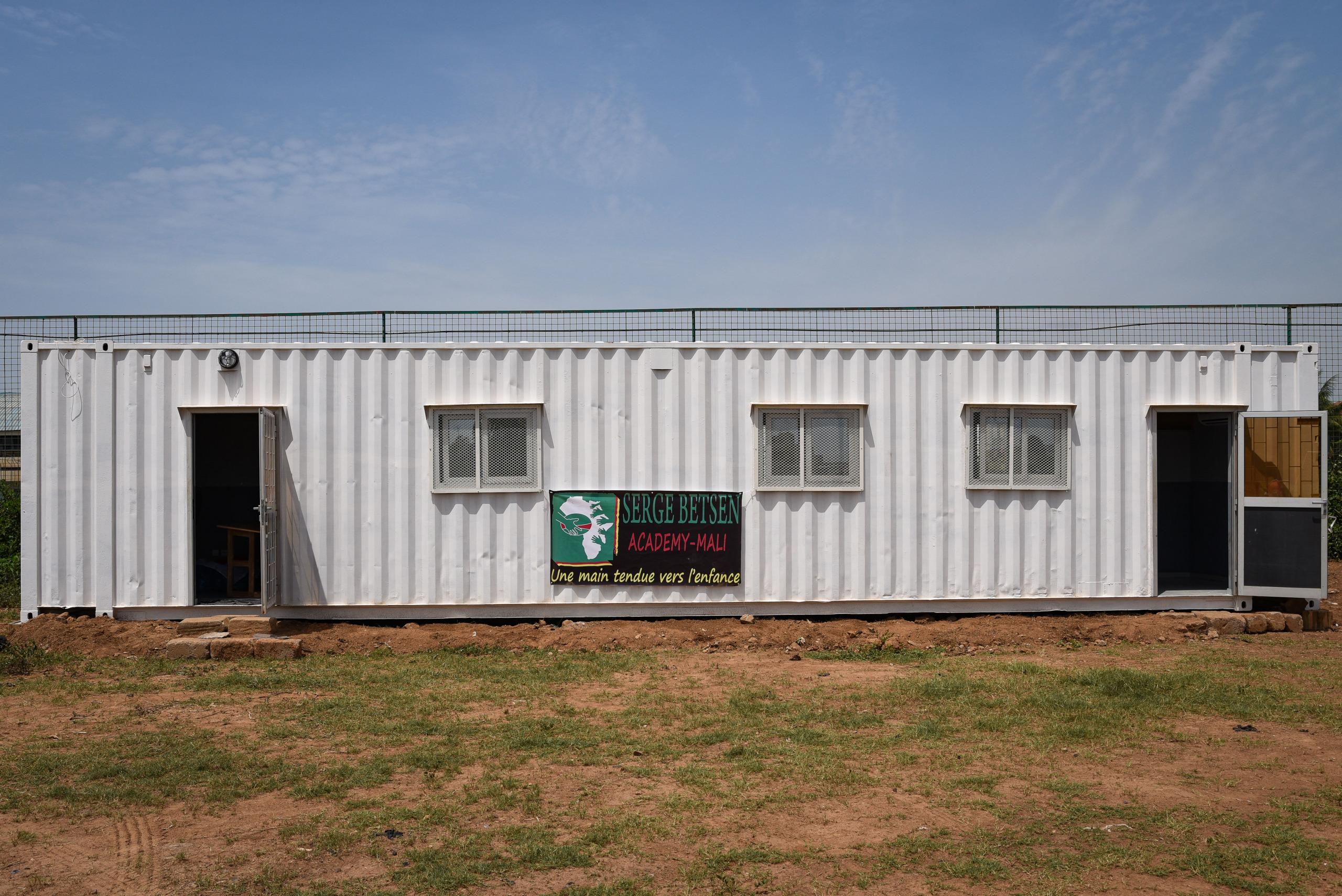School room SBA Mali