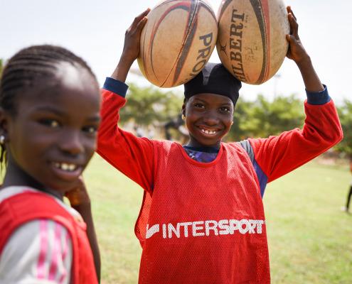 2 filles au rugby