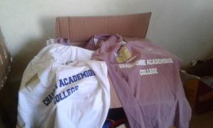 T-Shirts donnés