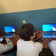 Installation Ordinateurs Groupe ATF a Bafia