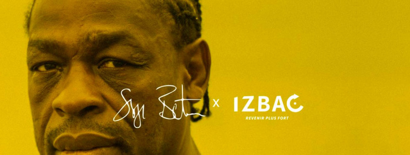 Collaboration Serge Betsen X IZBAC