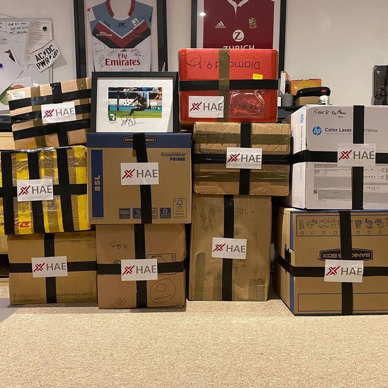 Donation HAE Group to SBA Mali